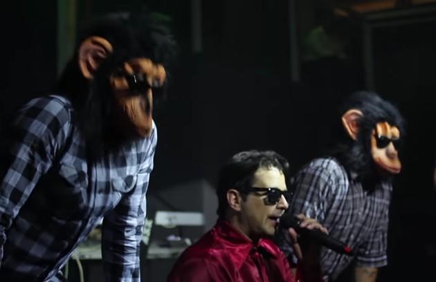 A festa contou com shows de diversas bandas (Foto: Reprodução / YouTube)