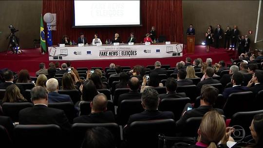 Seminário debate medidas para o combate às fake news