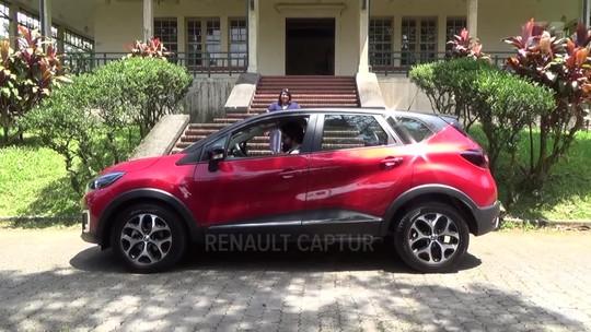 Renault Captur 2.0: primeiras impressões