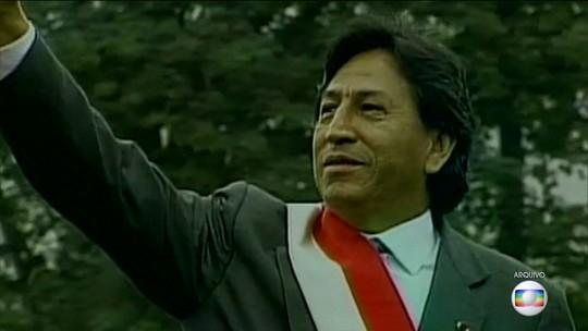 Alejandro Toledo, ex-presidente peruano, é preso nos EUA