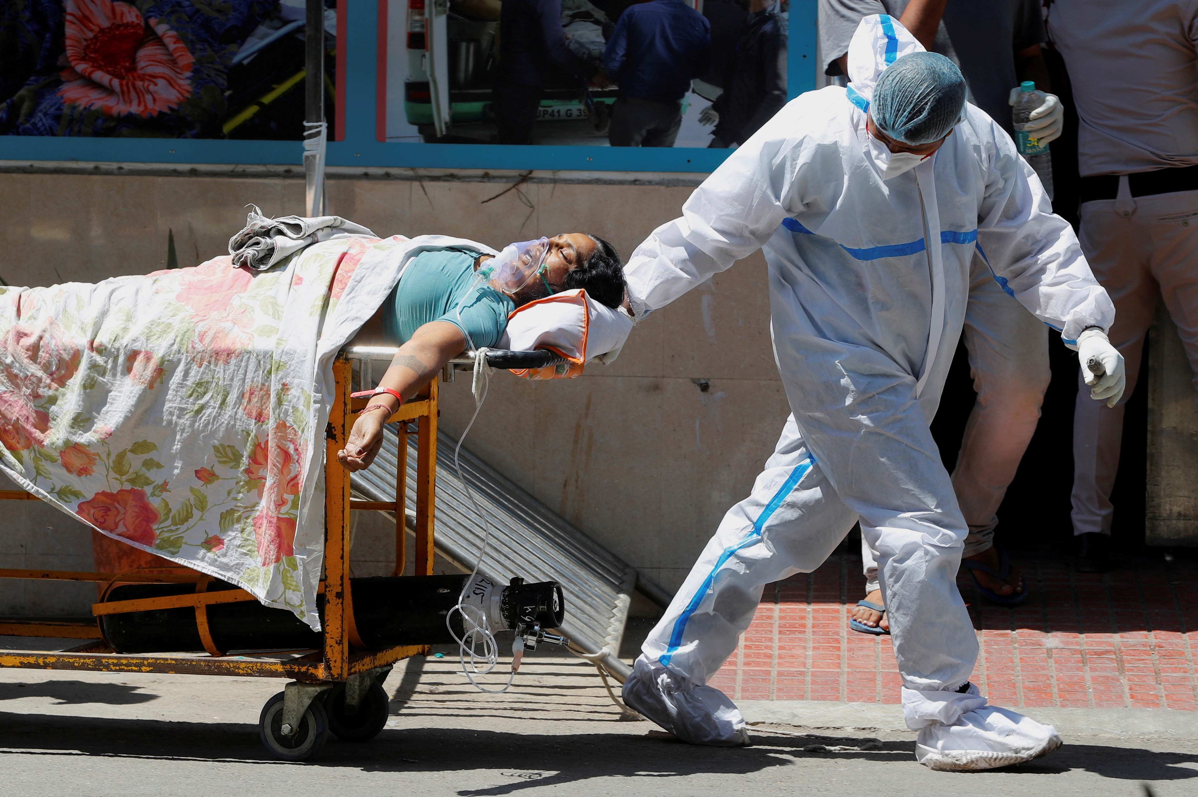 Revista científica critica resposta da Índia ao enfrentamento da pandemia