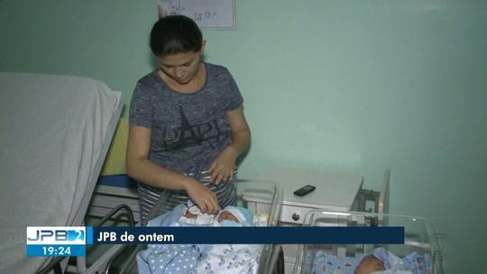 Morreu um dos bebês da mulher que deu à luz a trigêmeos, no Sertão da PB
