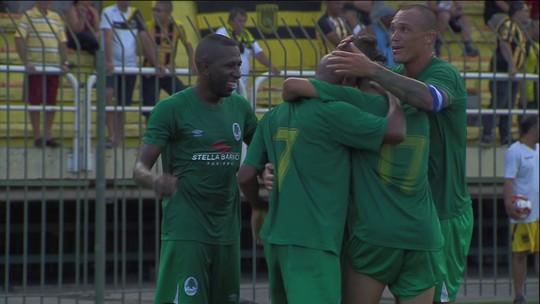 Os gols de Volta Redonda 2 x 3 Boavista pela 6ª rodada da Taça Rio