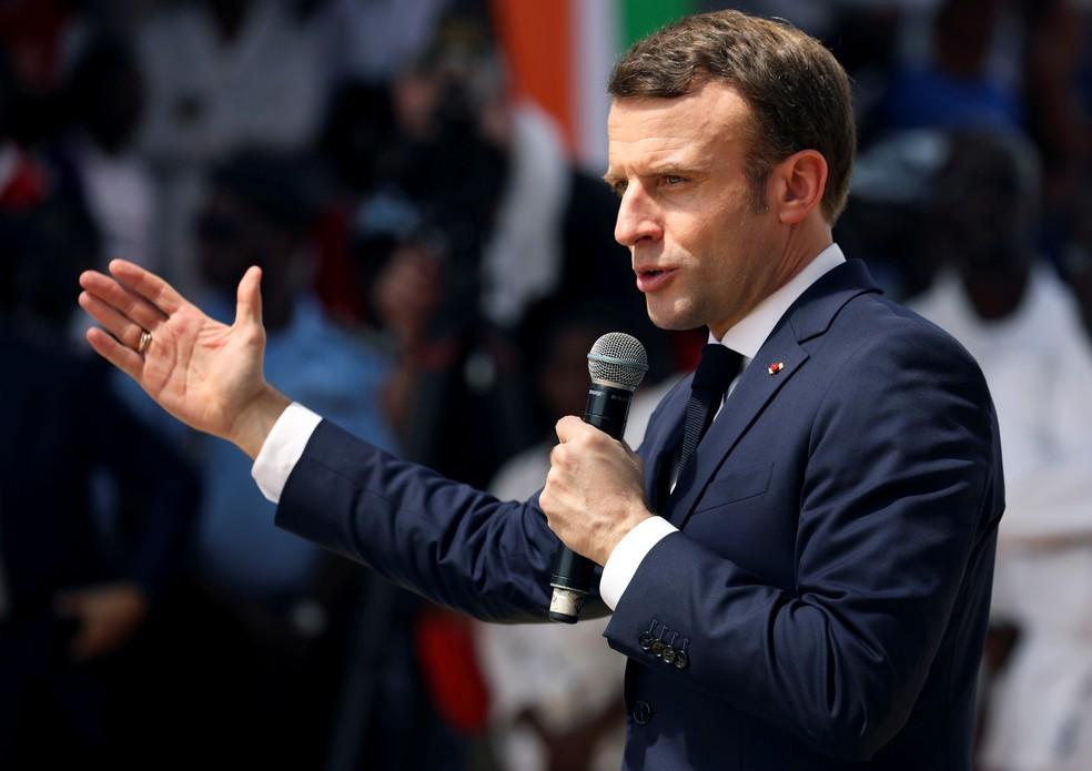 Macron Abre Mao De Futura Aposentadoria Como Ex Presidente Da Franca Mundo G1