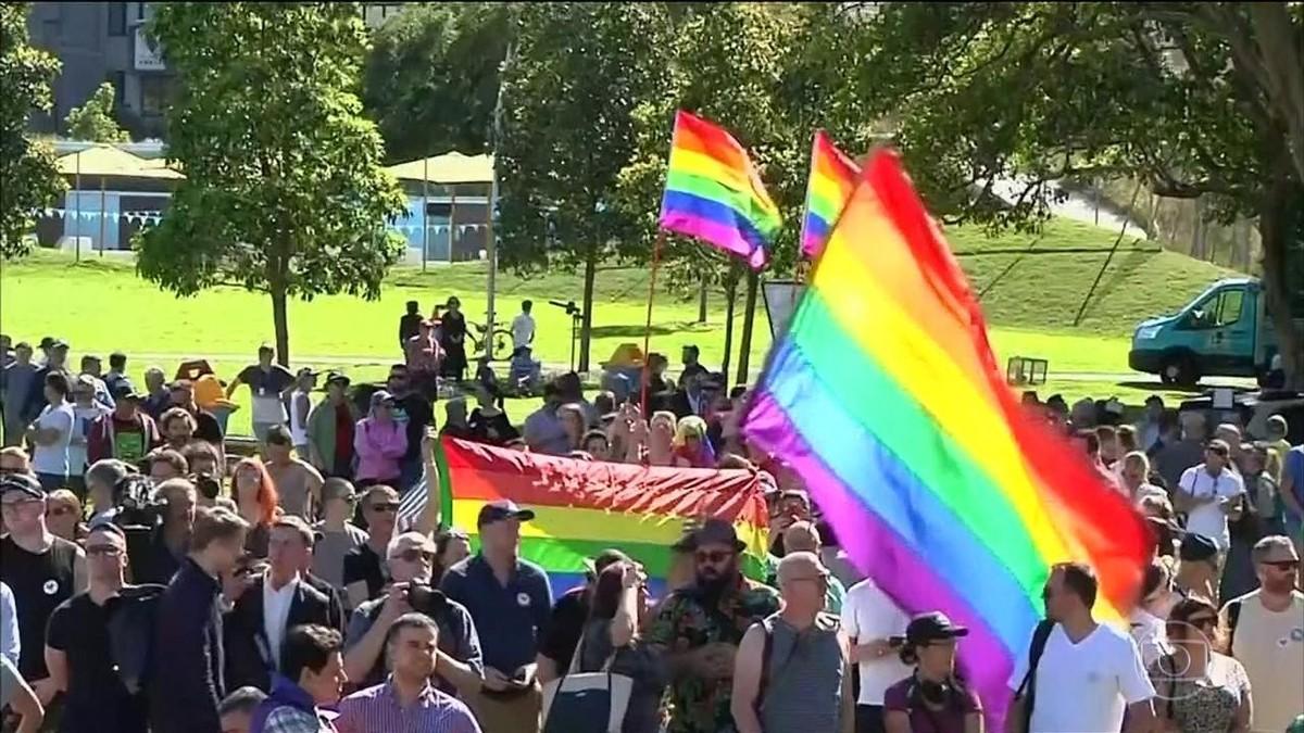 Projeto para legalizar casamento gay é apresentado ao Parlamento da Austrália