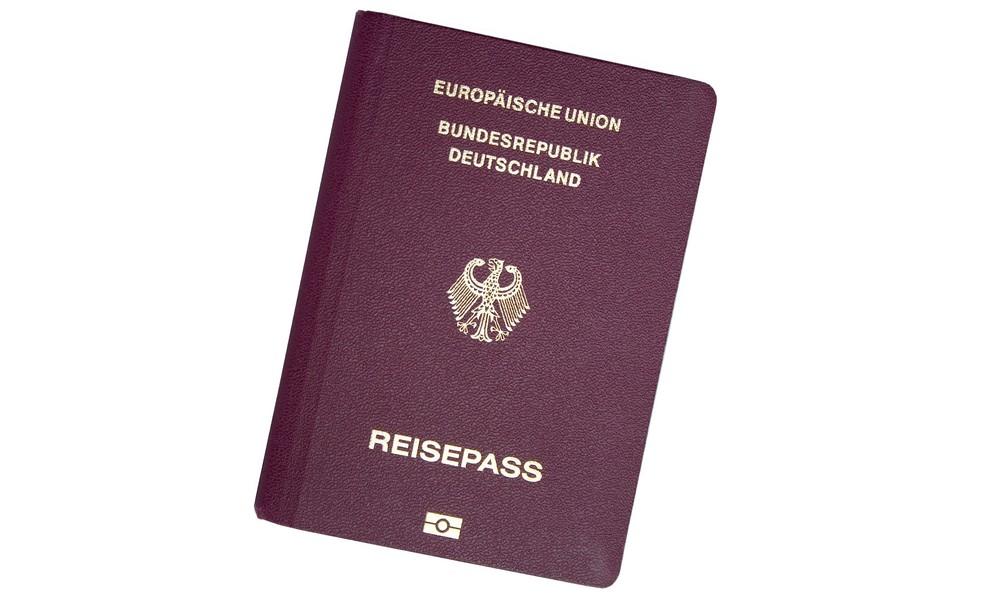 Passaporte alemão (Foto: Christian Horvath/Wikimedia Commons)