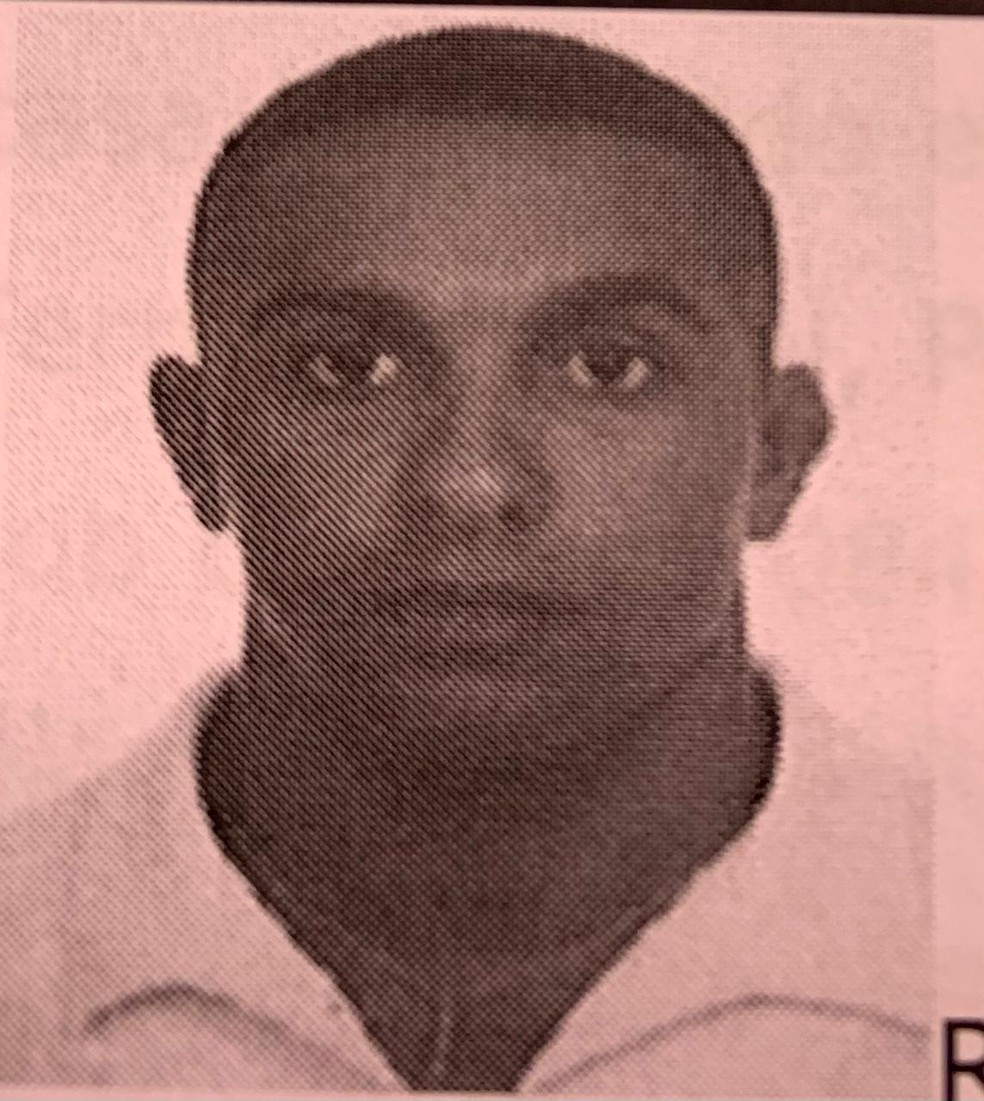 O policial militar Rodrigo Bitencourt do Rego — Foto: Reprodução