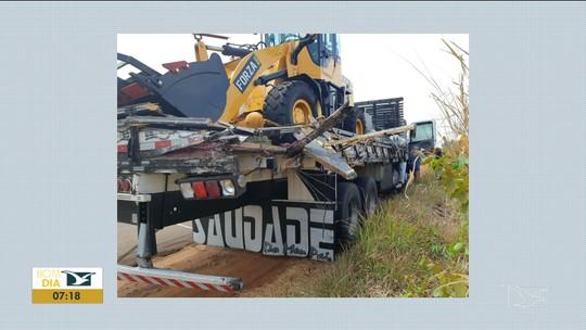 Aumenta o número de acidentes na Região Tocantina
