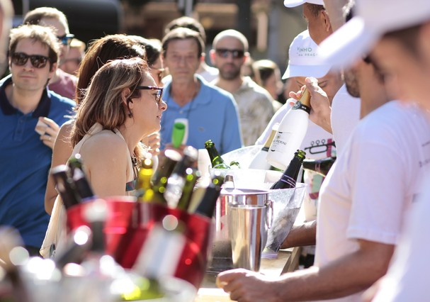 Vinho na Praça (Foto: Marcelo Liotti)