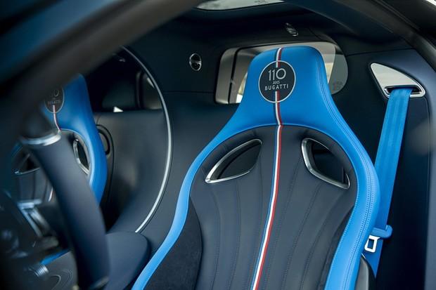 Bugatti Chiron Sport 110 anos (Foto: Divulgação)