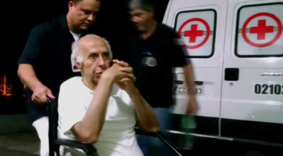 Ex-médico Abdelmassih em foto de 2017 — Foto: Reprodução/TV Globo