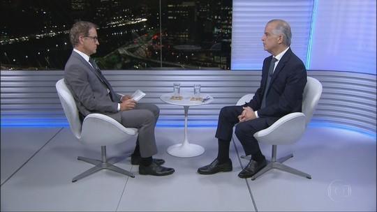 SP2 exibe entrevista com candidato Márcio França