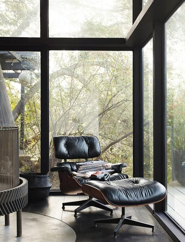 Cinema e arquitetura: 7 vezes que a Eames Lounge Chair roubou a cena (Foto: Divulgação)