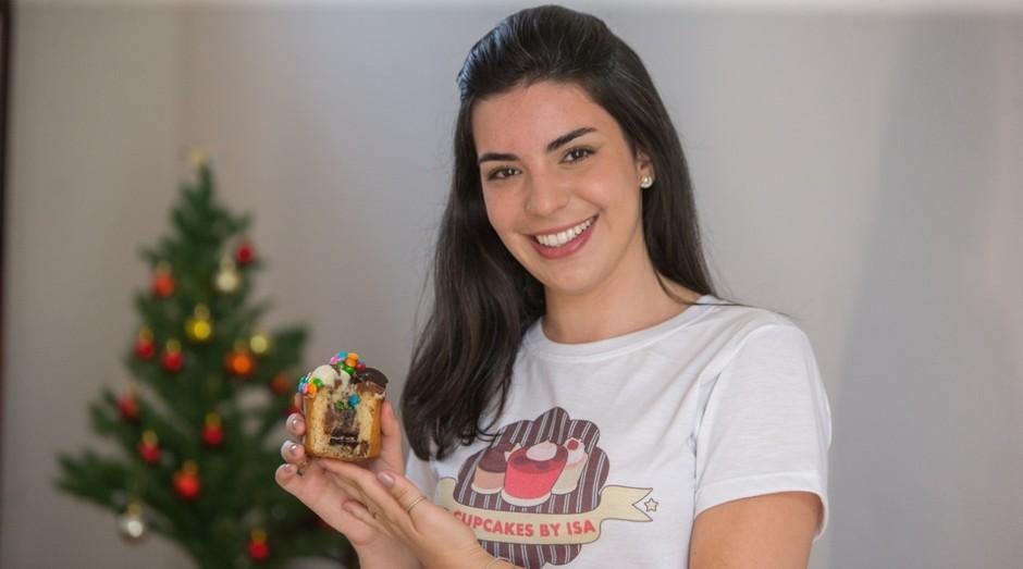 Isabela Lepera, fundadora da Cupcakes by Isa (Foto: Mastrangelo Reino)