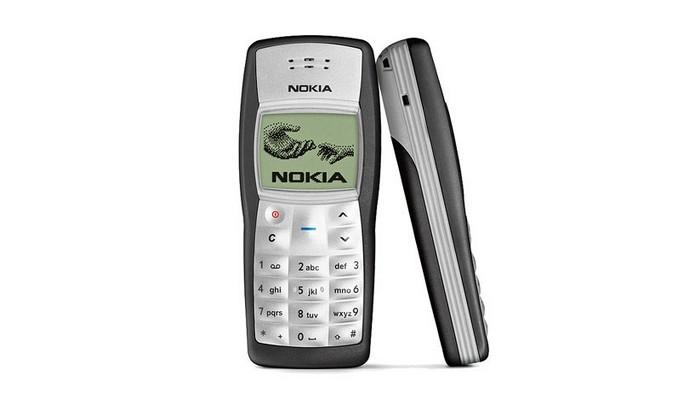 Nokia 1100 (Foto: Divulgação/Nokia)