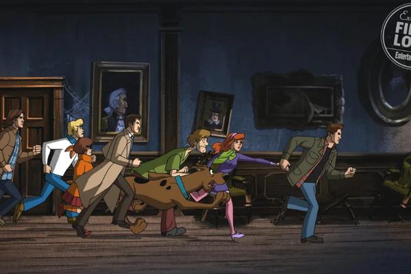 Imagem do episódio Scobbynatural (Foto: Divulgação)