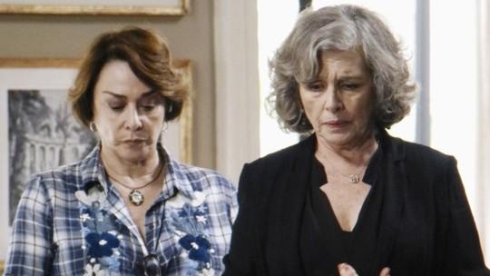 Vitória decide se mudar para a casa de Zilda