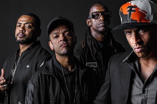 Racionais MC's (Foto: Divulgação)