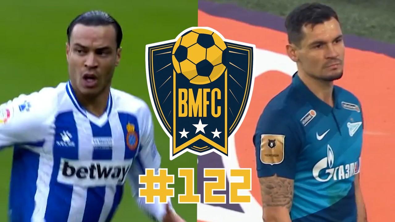 BMFC #122: Golaço contra de ex-Liverpool e combo lençol + chute do meio de campo