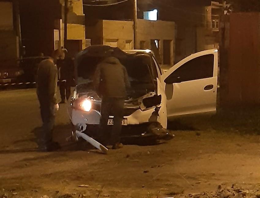 Após furtar carro de revenda, suspeito mata homem atropelado em Rio Grande