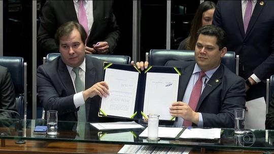 Governo revisa para R$ 855 bi previsão de economia com Previdência
