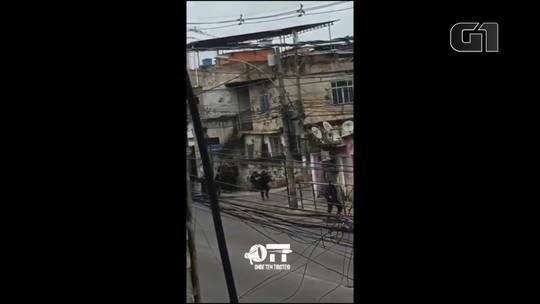Polícia faz operação em comunidades das zonas Norte e Oeste do Rio