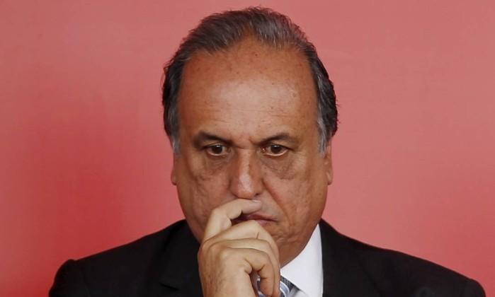 Pezão, governador do Rio
