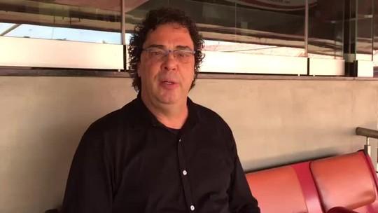 Em papo com Casagrande, Leco diz não se arrepender por Ceni e confia em recuperação