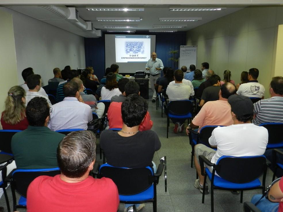 Sebrae oferece ciclo de palestras  (Foto: Divulgação/Sebrae)