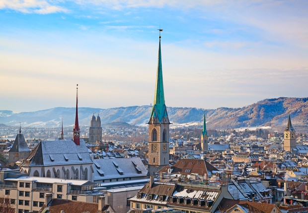 Zurique, Suíça (Foto: Thinkstock)
