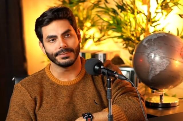 Rodolffo, cantor que participou do 'BBB' (Foto: Reprodução)