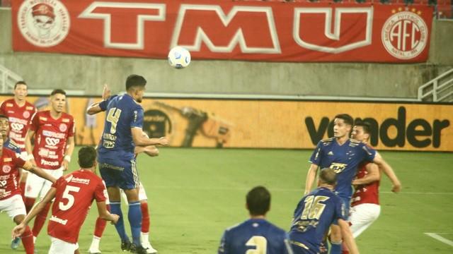 América-RN x Cruzeiro