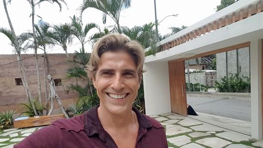 Reynaldo Gianecchini se despede de 'A Lei do Amor' e elege momento marcante