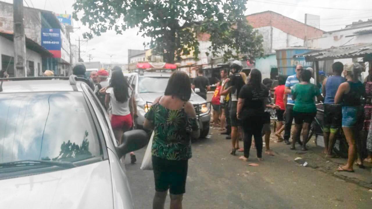 Administrador do Mercado da Cohab é morto a tiros em São Luís - Notícias - Plantão Diário