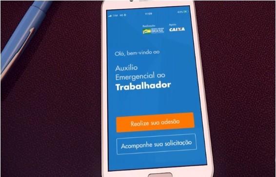 Pontos para cadastro no app auxílio emergencial de R$ 600 serão abertos em Vilhena, RO; veja endereços