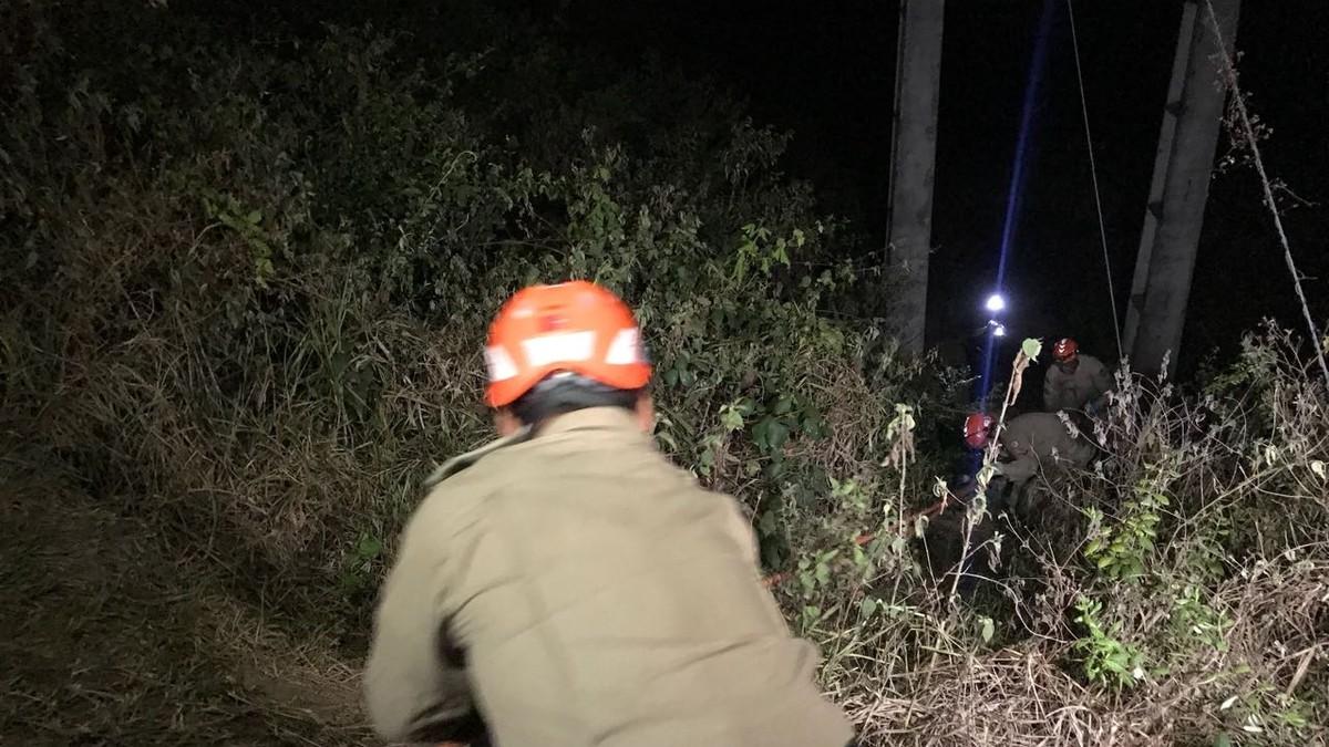 Corpo é encontrado com marcas de nove tiros, em Santa Rita, PB, diz delegado