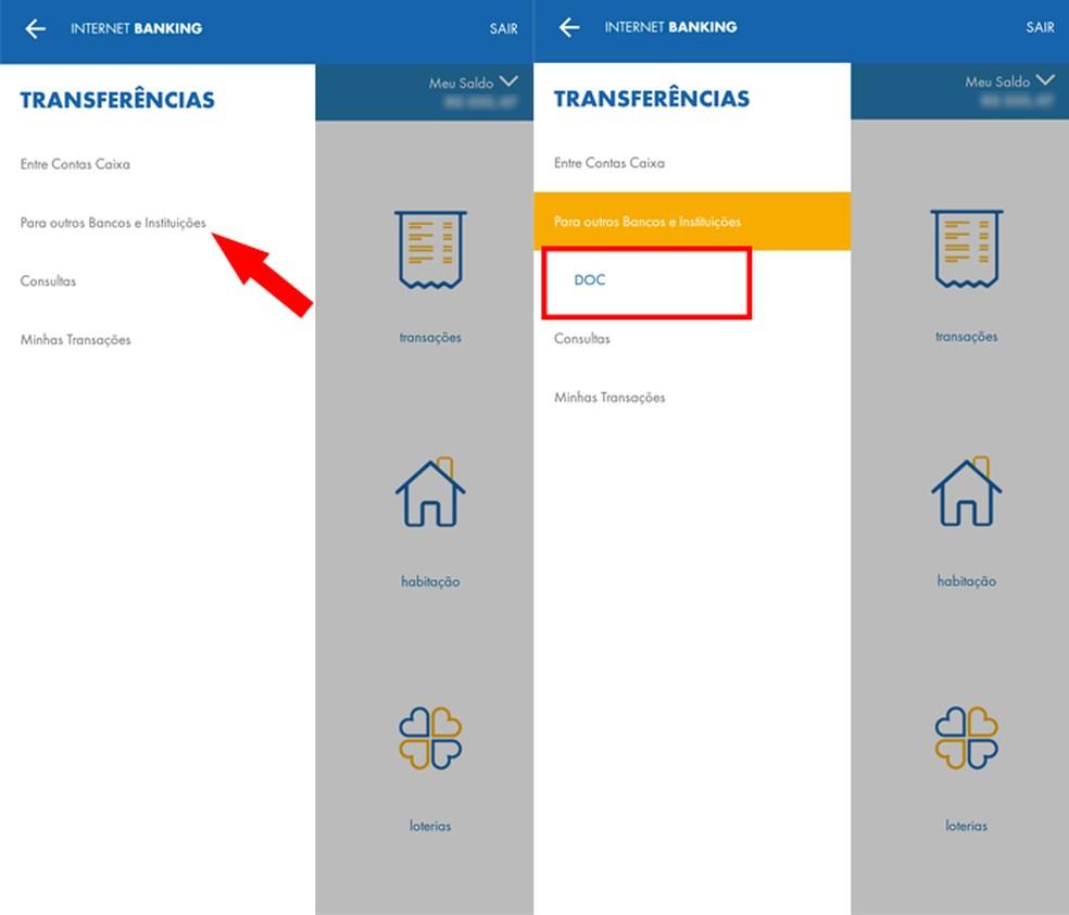 outros-bancos Como usar o aplicativo da Caixa