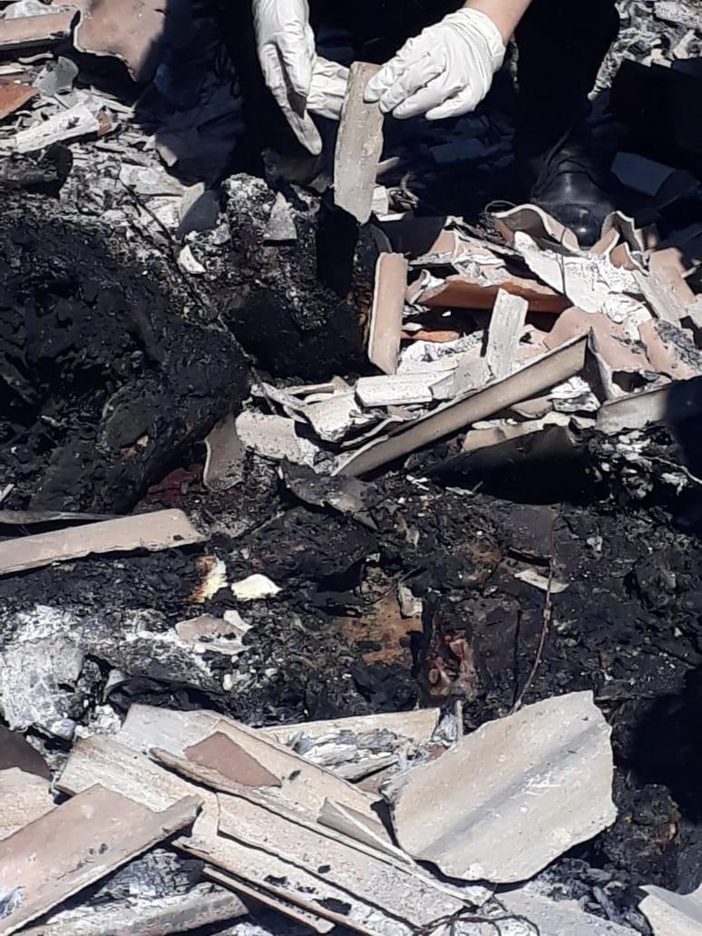 Corpo de caseiro de sítio é encontrado carbonizado em barraco queimado em MT