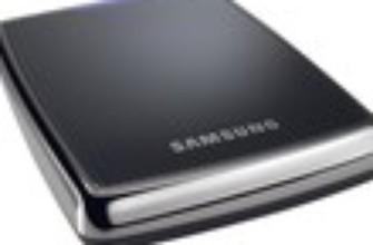 HD Externo S2 Samsung 500GB