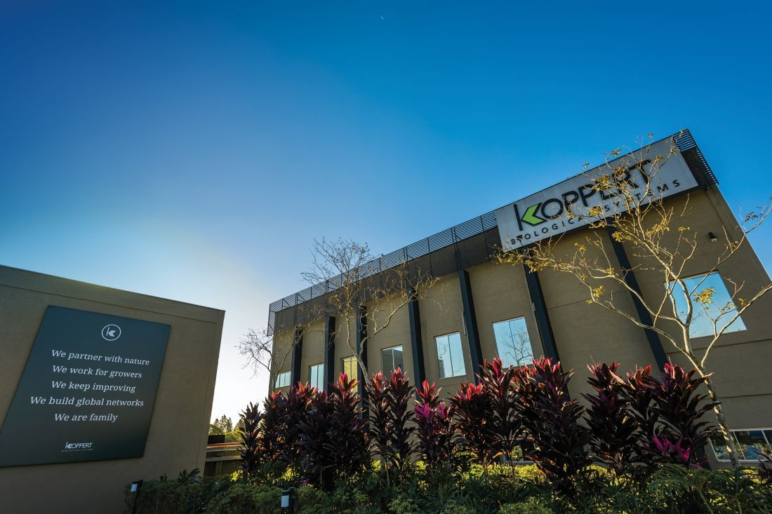 Koppert é patrocinadora master da Megacana Tech Show 2021