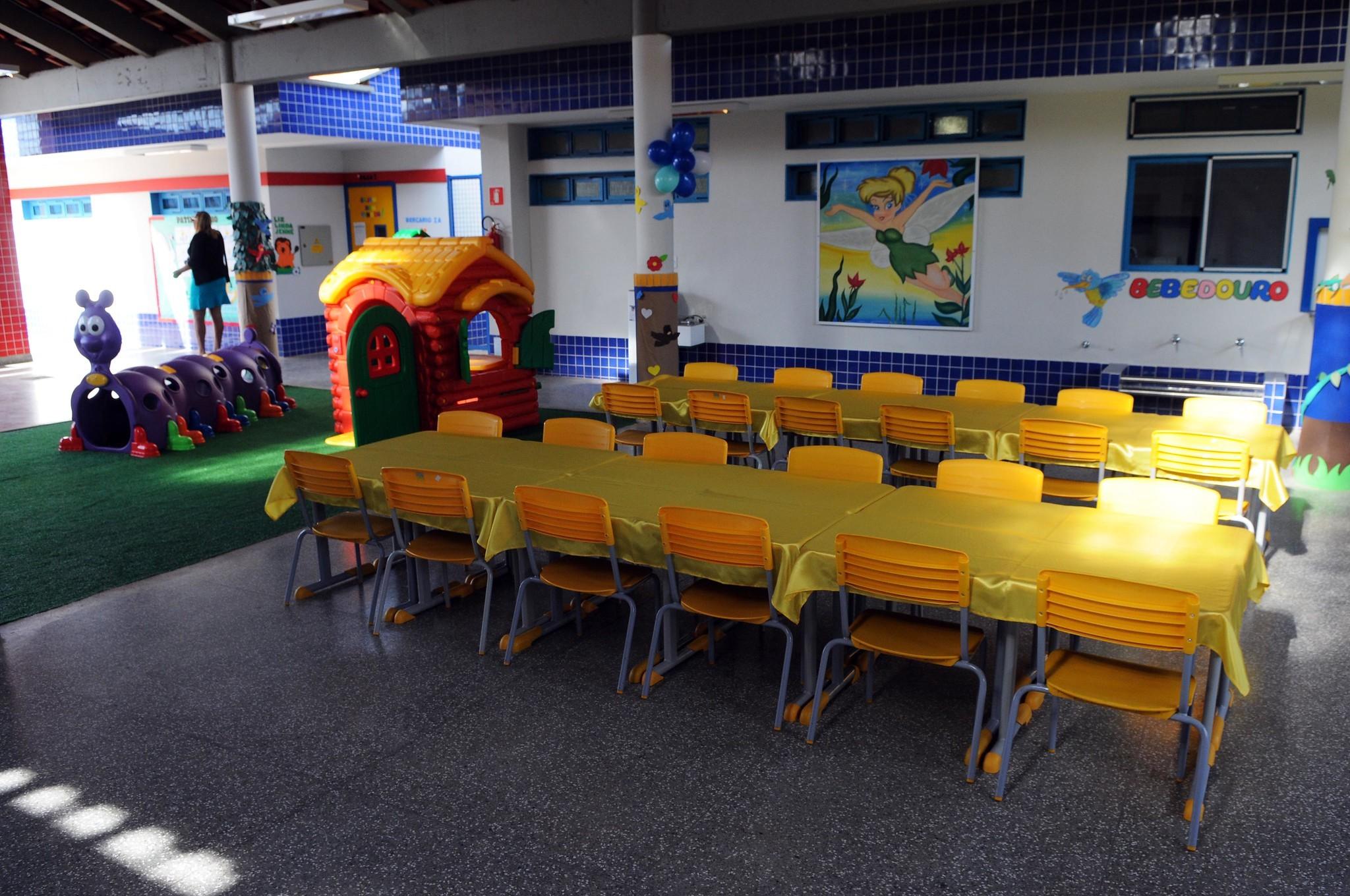 Creches conveniadas não reabrem no DF: 'Elas vão seguir calendário das escolas públicas', diz Educação