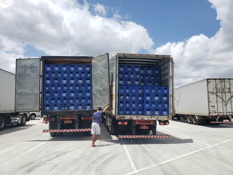 Operação da Sefaz de AL apreende mais de 4 mil caixas de bebidas sem nota fiscal em Arapiraca - Notícias - Plantão Diário