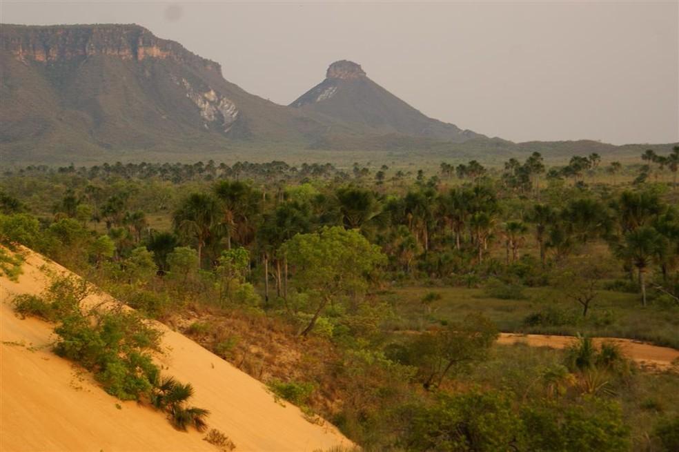 Parque estadual do Jalapão é a principal atração turística do Tocantins (Foto: Divulgação/Fábio Souza)