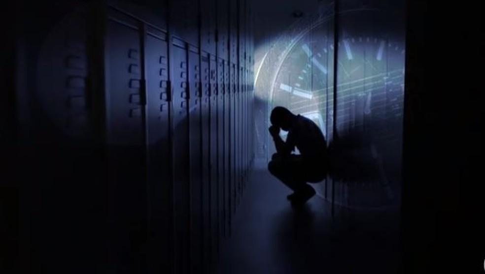 Pesquisa aponta que Brasil tem o maior índice de universitários que declaram ter a saúde mental afetada durante a pandemia. — Foto: Rede Globo