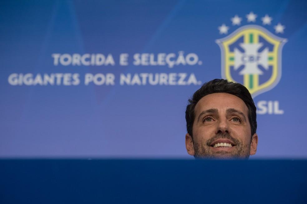 Edu Gaspar revela expectativa com a Copa do Mundo (Foto: Pedro Martins / MoWA Press)