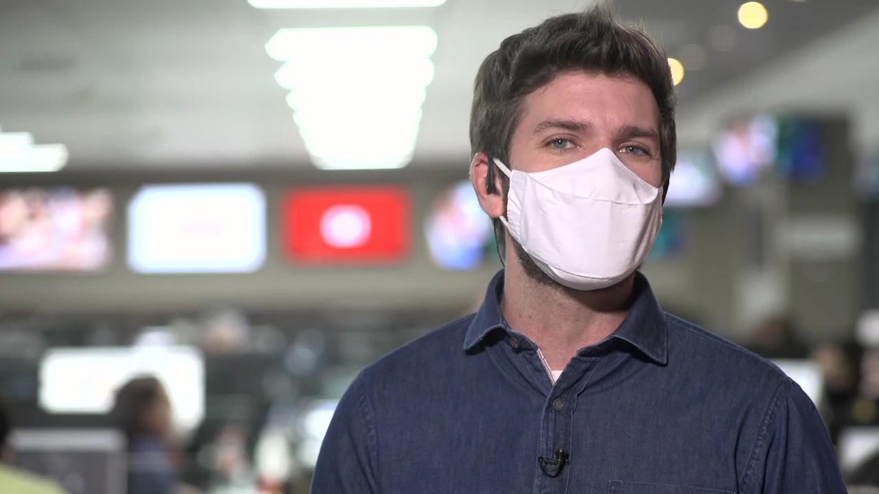 G1 em 1 Minuto: GDF se prepara para 2ª onda da pandemia, diz secretário