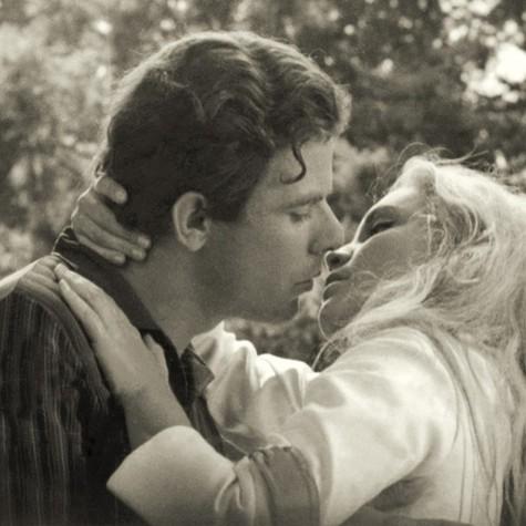 Regina Duarte e Reginaldo Faria em 'Lance maior' (Foto: Reprodução)