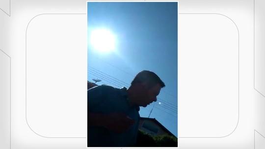 Vídeo cedido pela polícia mostra empresários fazendo acordo antes da licitação em Andirá
