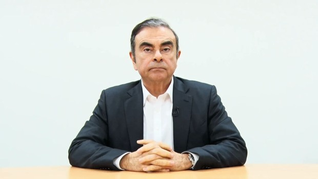 Carlos Ghosn  (Foto:  Handout / Handout via Getty Images)