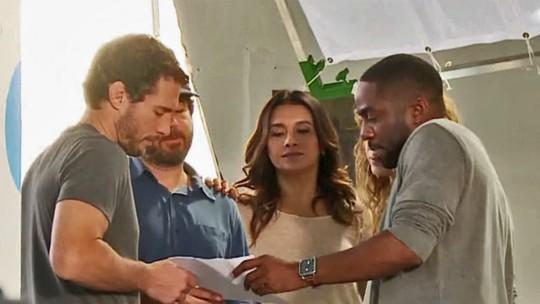 'Criança Esperança': 'Vídeo Show' mostra os bastidores da gravação do lançamento da campanha de 2016